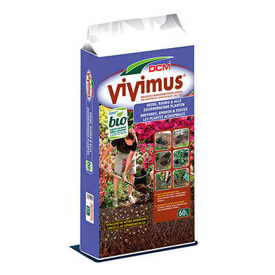 Vivimus® Bruyère, Rhodo & toutes les Plantes acidophiles DCM