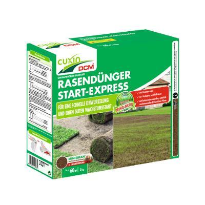 CUXIN DCM Rasendünger Start-Express