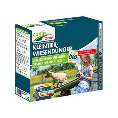 CUXIN DCM Kleintier-Wiesendünger