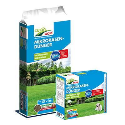CUXIN DCM Mikrorasen-Dünger