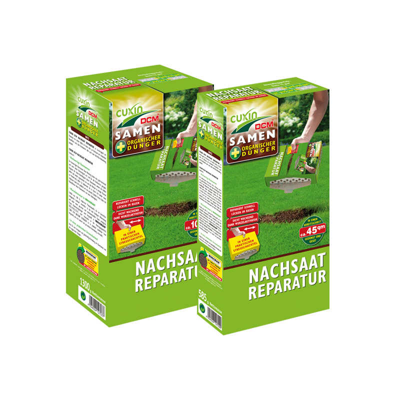 CUXIN DCM Nachsaat Reparatur