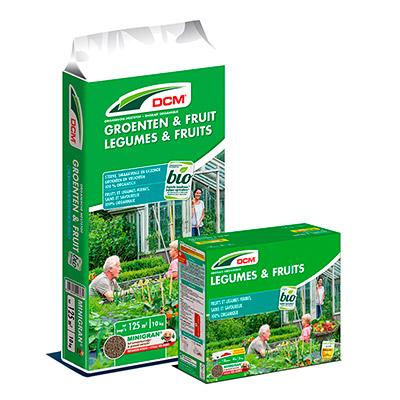 Engrais Légumes & Fruits DCM