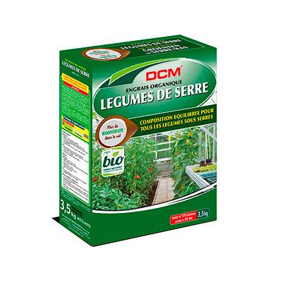 Engrais Légumes de Serre DCM
