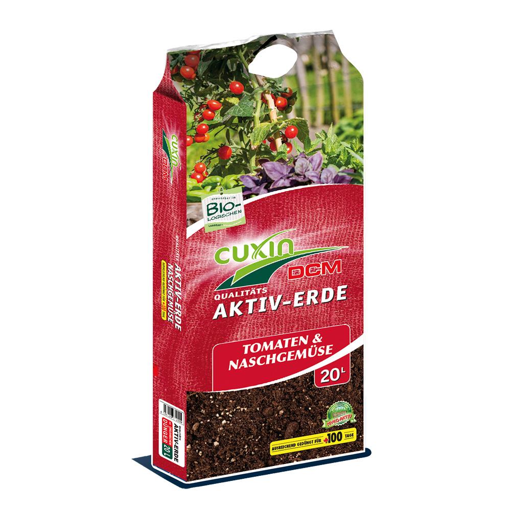 DCM AKTIV-ERDE Tomaten & Naschgemüse