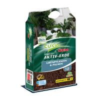 CUXIN DCM Aktiv-Erde Grünpflanzen & Palmen