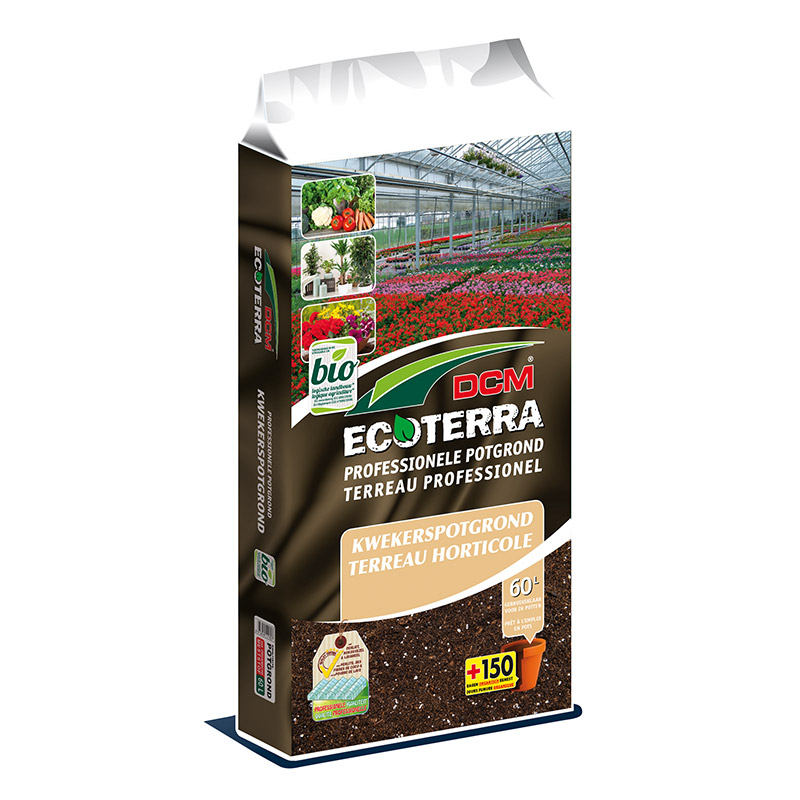 DCM Ecoterra® Kwekerspotgrond