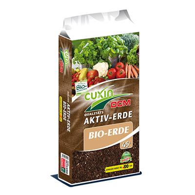 CUXIN DCM Aktiv-Erde Bio-Erde