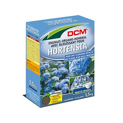 Engrais Hortensias Bleu DCM