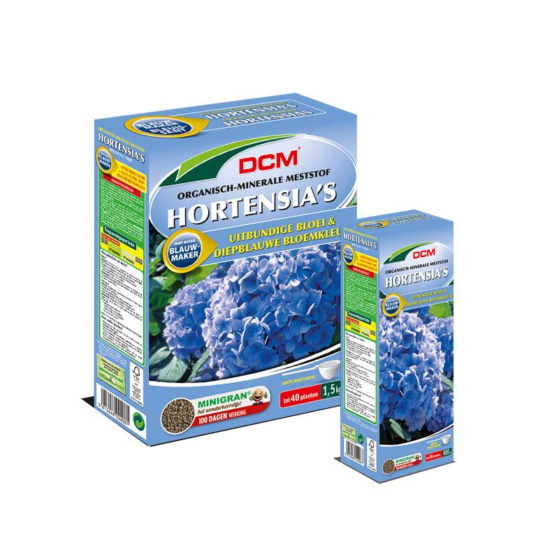 DCM Meststof Hortensia's