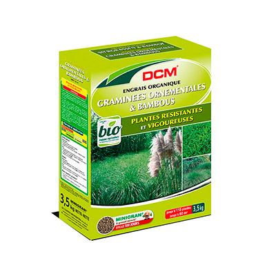 Engrais Graminées ornementales & Bambous DCM