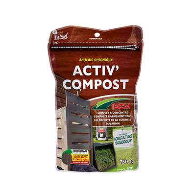 Activateur de Compost DCM