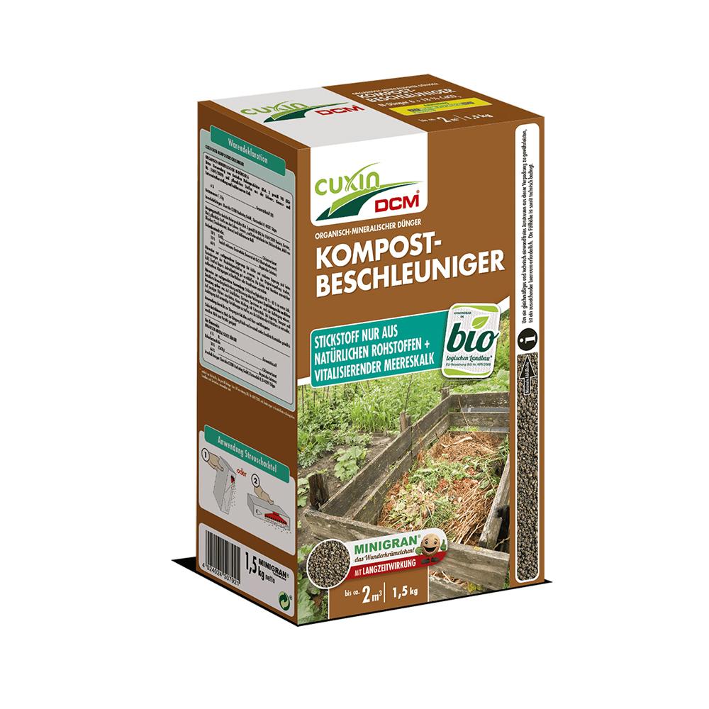 CUXIN DCM Kompost-Beschleuniger