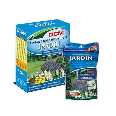Engrais Jardin DCM
