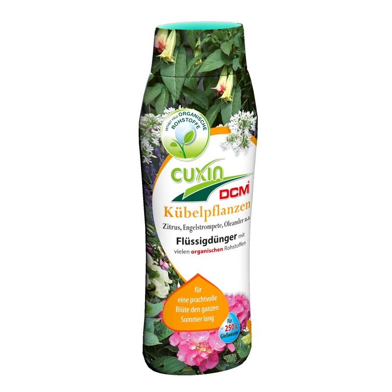 CUXIN DCM Flüssigdünger Kübelpflanzen