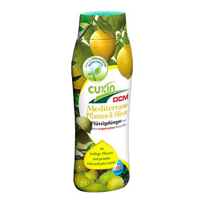 CUXIN DCM Flüssigdünger Mediterrane Pflanzen & Oliven