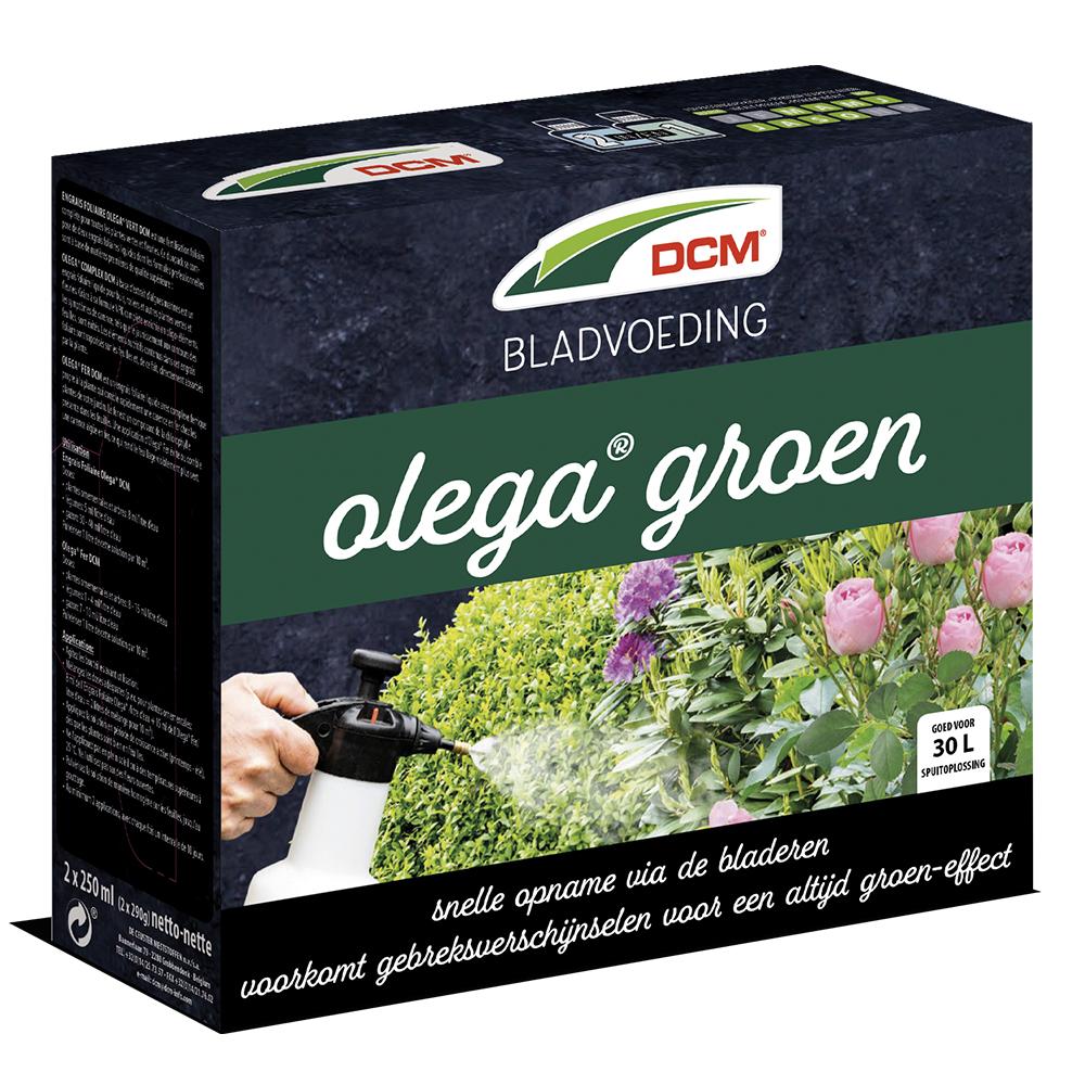 DCM Bladvoeding Olega® Groen