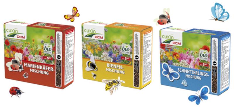 CUXIN DCM Insekten-Mischungen