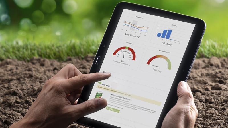 Online Bodenanalyse dcm.garden