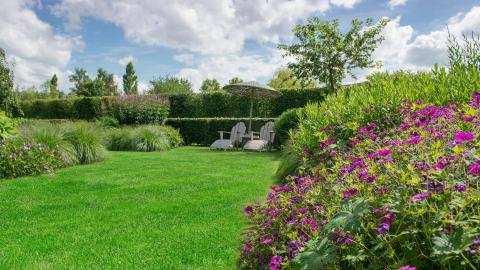 Favorisez la vie microbienne de votre sol et évitez la fatigue du sol