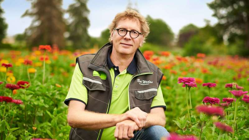 Jeden Samstag live: Gartensprechstunde mit dem Pflanzenarzt®  René Wadas