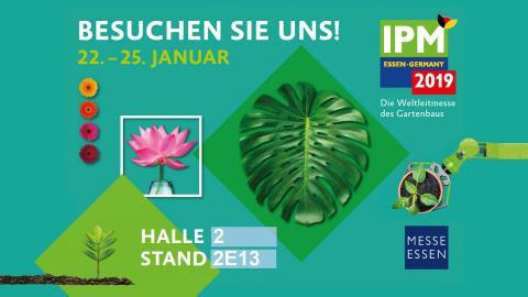 IPM Essen 22 - 25 Januar 2019