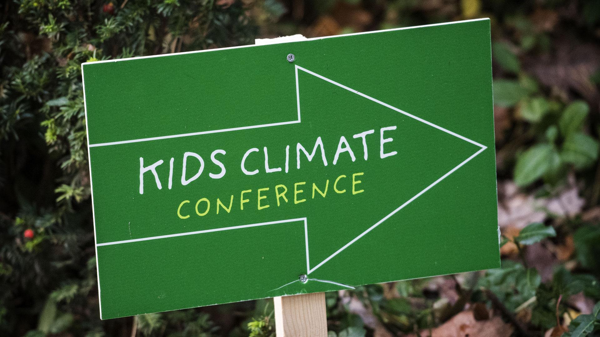DCM soutient la Kids Climate Conference 2017