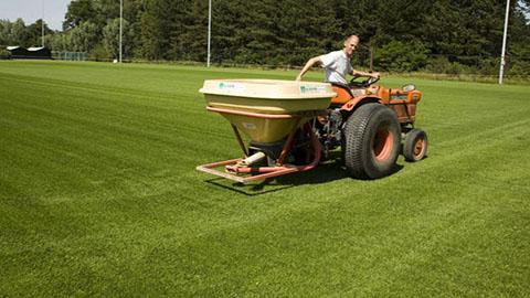 Proefresultaat DCM organische meststoffen - voor de dichtste grasmat