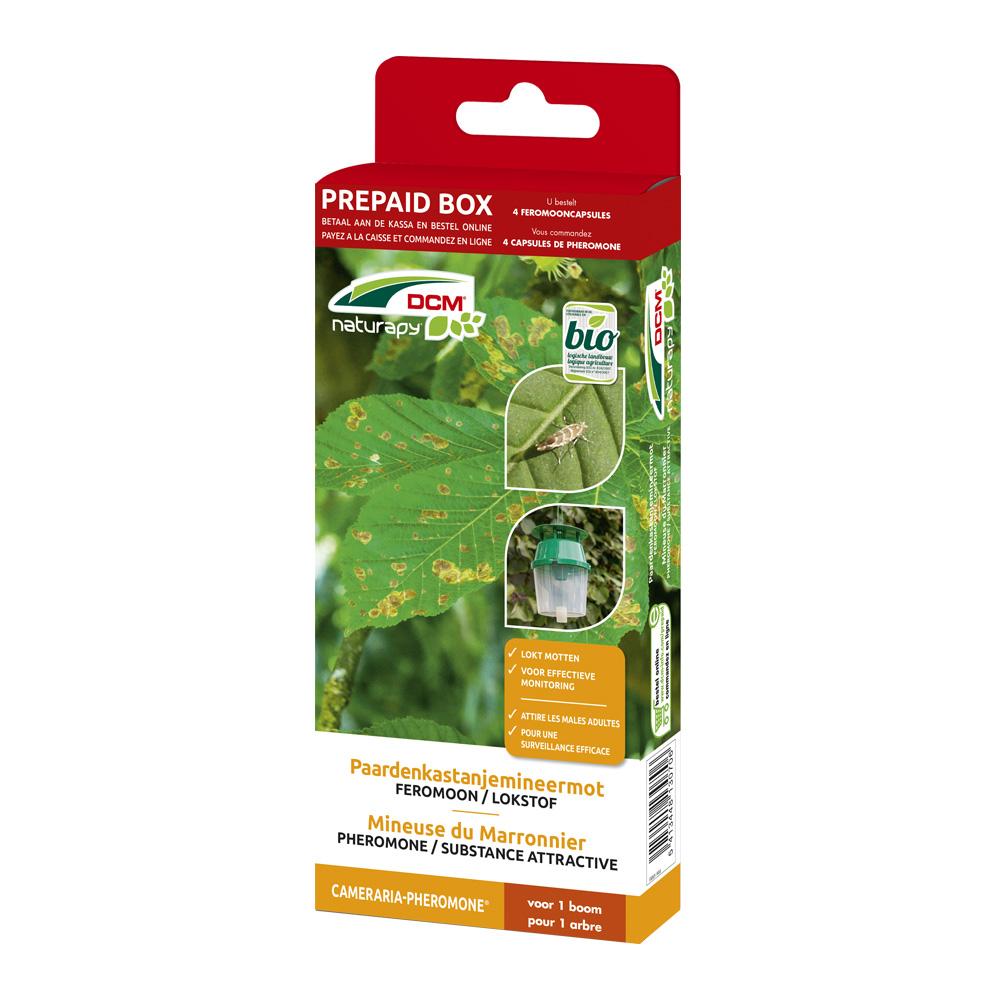 DCM CAMERARIA-PHEROMONE® PREPAID BOX