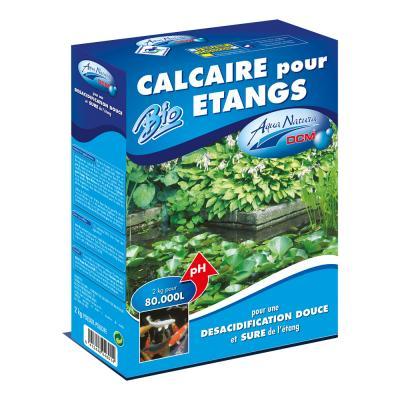 Calcaire pour Etangs DCM