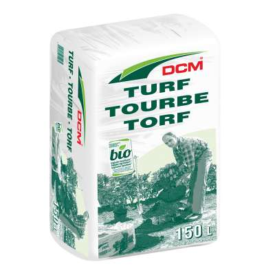 Tourbe blonde compressée DCM