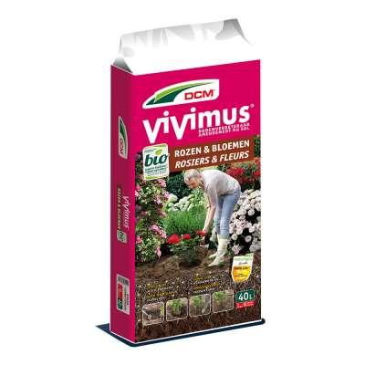 Vivimus® Rosiers & Fleurs DCM