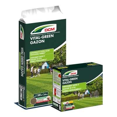 DCM Engrais Vital-Green Gazon