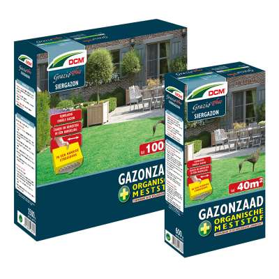 DCM Graszaad Grazio® Plus