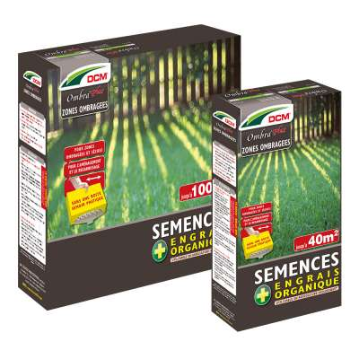 Semences Ombra® Plus DCM