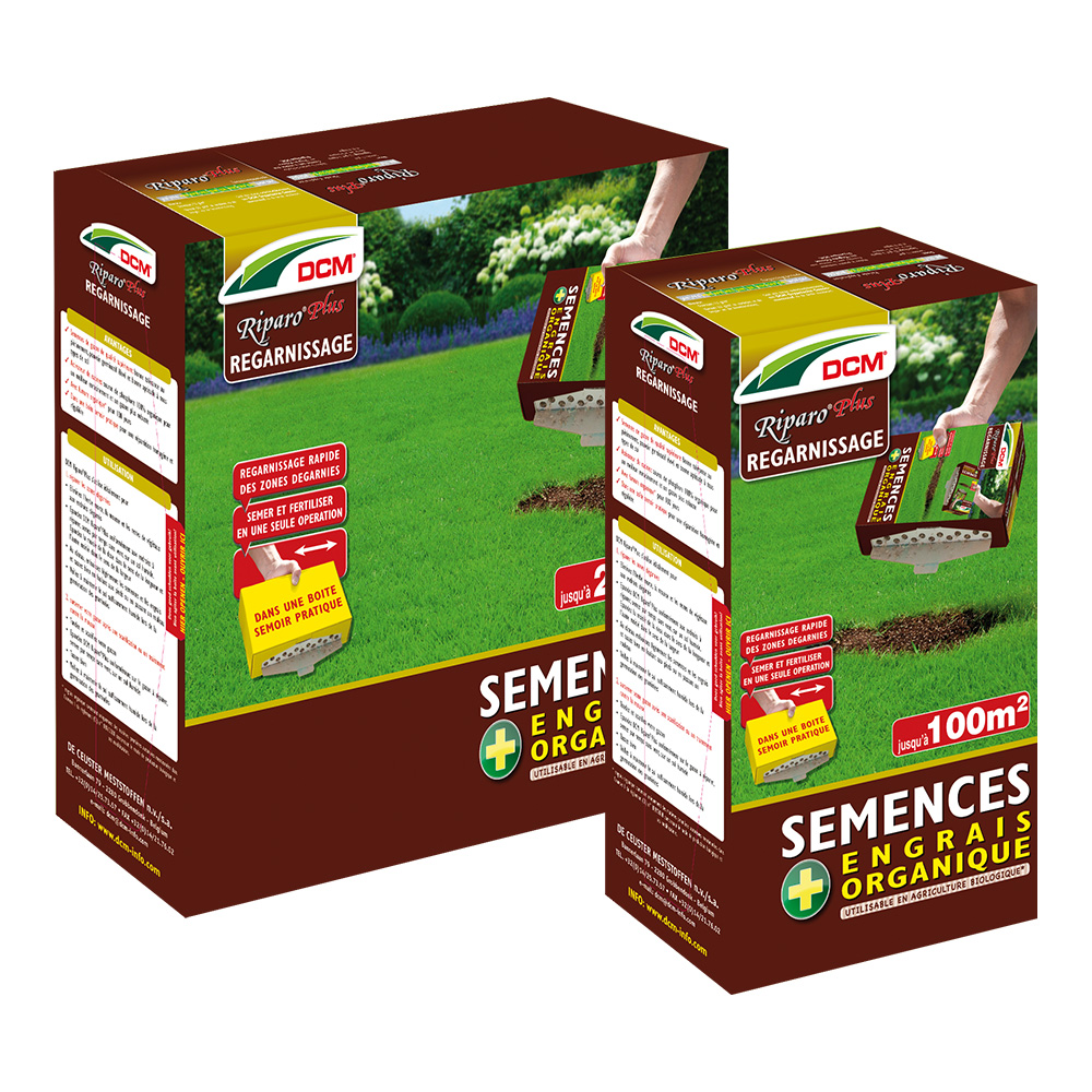 Semences Riparo® Plus DCM