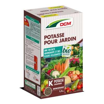 Potasse pour Jardin DCM