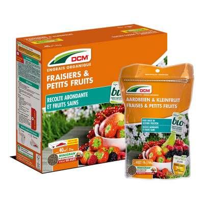 Engrais Fraises & Petits Fruits DCM