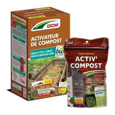 Activateur de Compost DCM