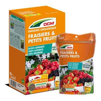 Engrais Fraisiers, Fruits & Petits fruits DCM