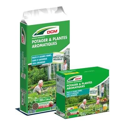 Engrais Potager & Plantes aromatiques DCM
