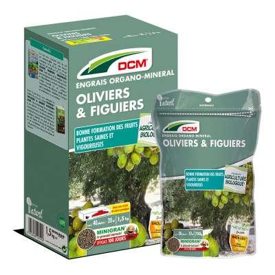 Engrais Oliviers & Figuiers DCM