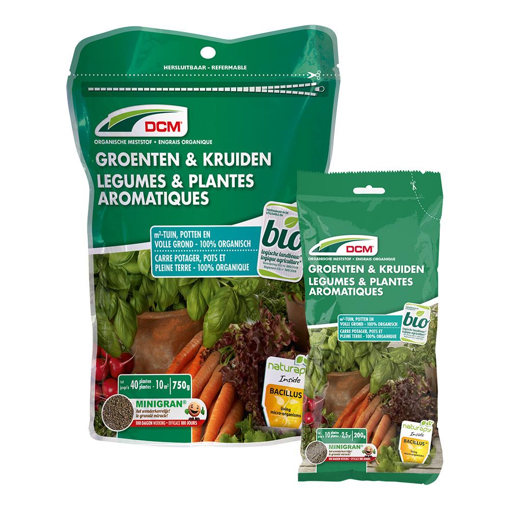 DCM Meststof Groenten & Kruiden