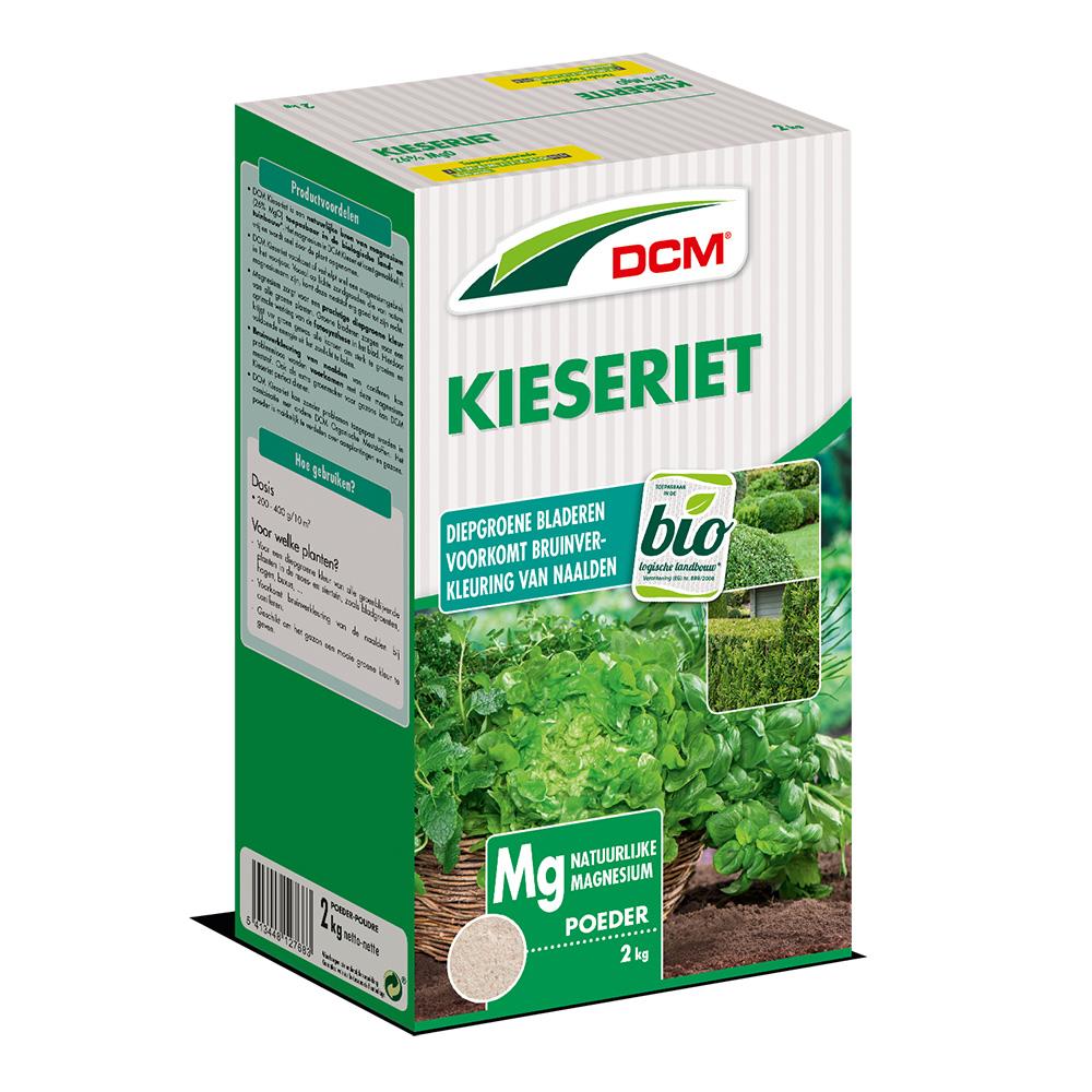 DCM Kieseriet