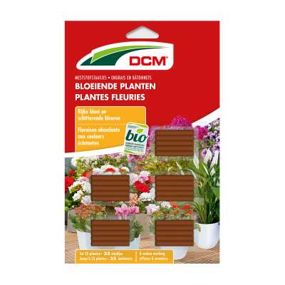 DCM Meststofstaafjes Bloeiende Planten