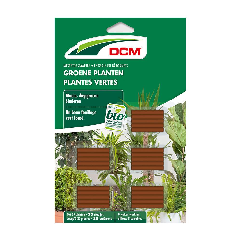 DCM Meststofstaafjes Groene Planten