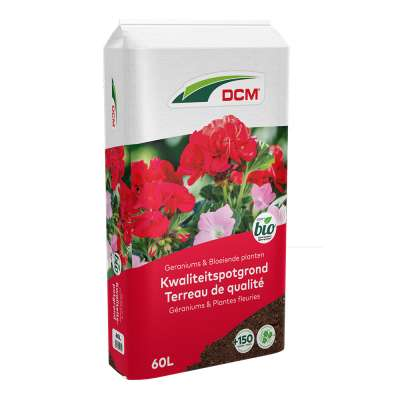 DCM Potgrond Geraniums & Bloeiende planten