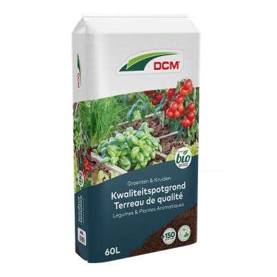 Terreau Légumes & Plantes aromatiques DCM