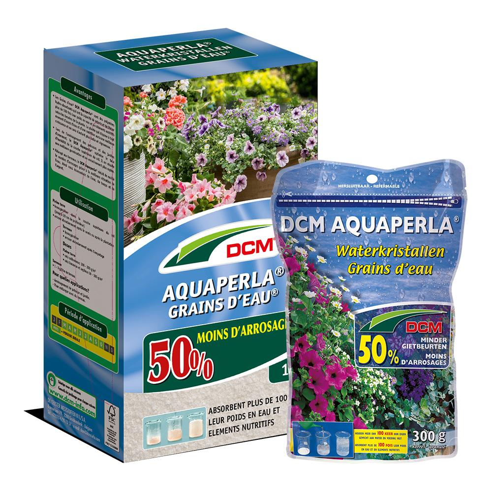 DCM Aquaperla® - Grains d'eau®