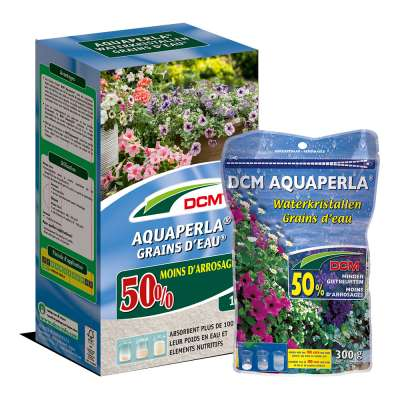 DCM Aquaperla® - Grains d'eau®