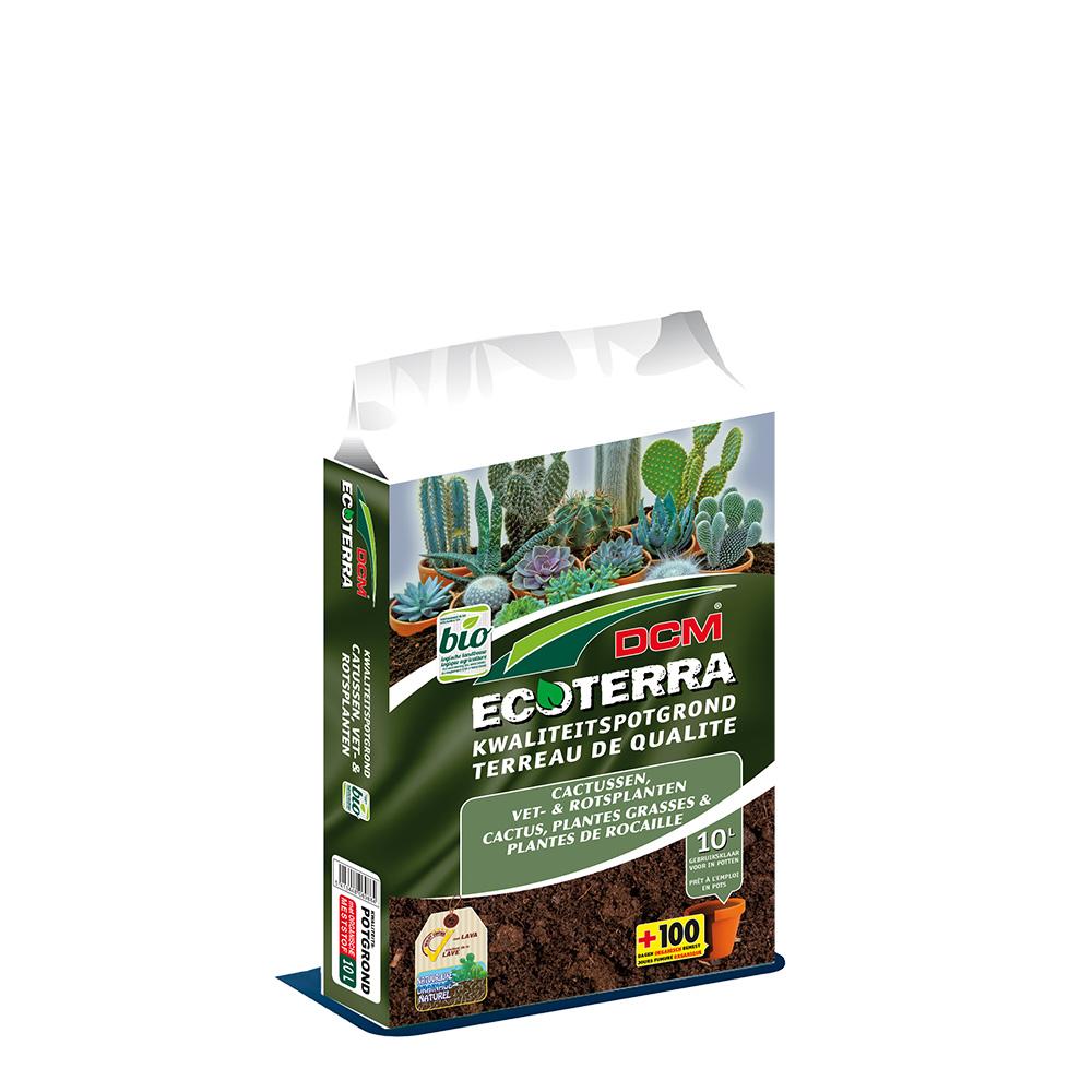 DCM Ecoterra® Cactus, Plantes grasses & Plantes de rocaille